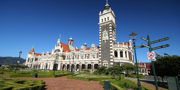 Location Dunedin - NZ Moray Property Ltd